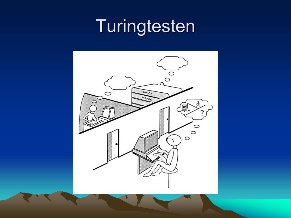 Turingtesten