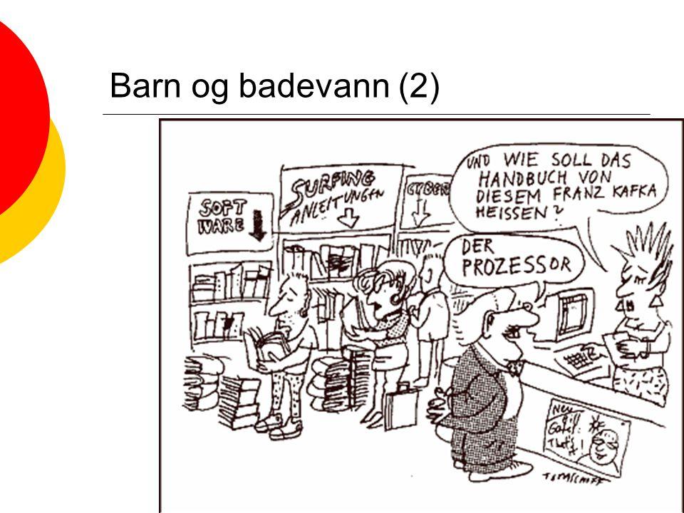 Siri Lundin Keller - ILS Språkdagene i Bergen 200351 Barn og badevann (2)