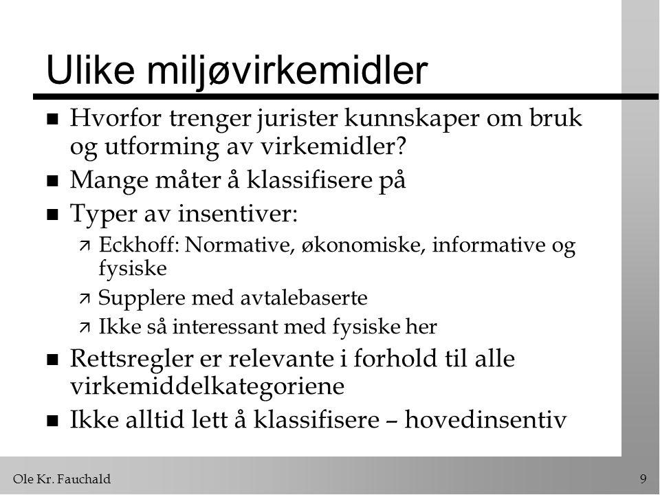 Ole Kr.Fauchald30 Retten til miljøinformasjon n Grl.