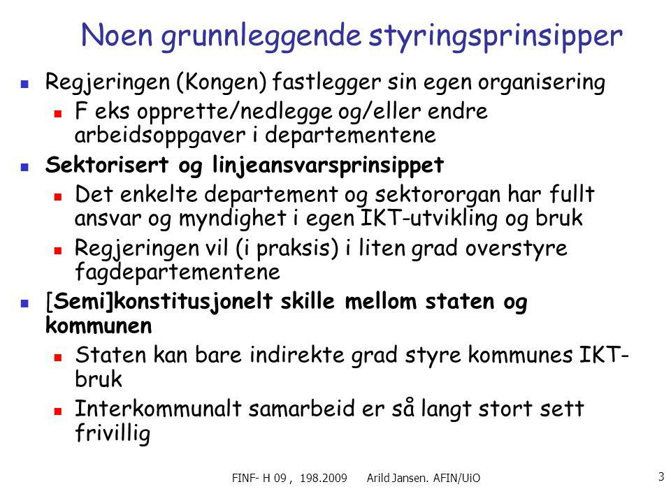 FINF- H 09, 198.2009 Arild Jansen.