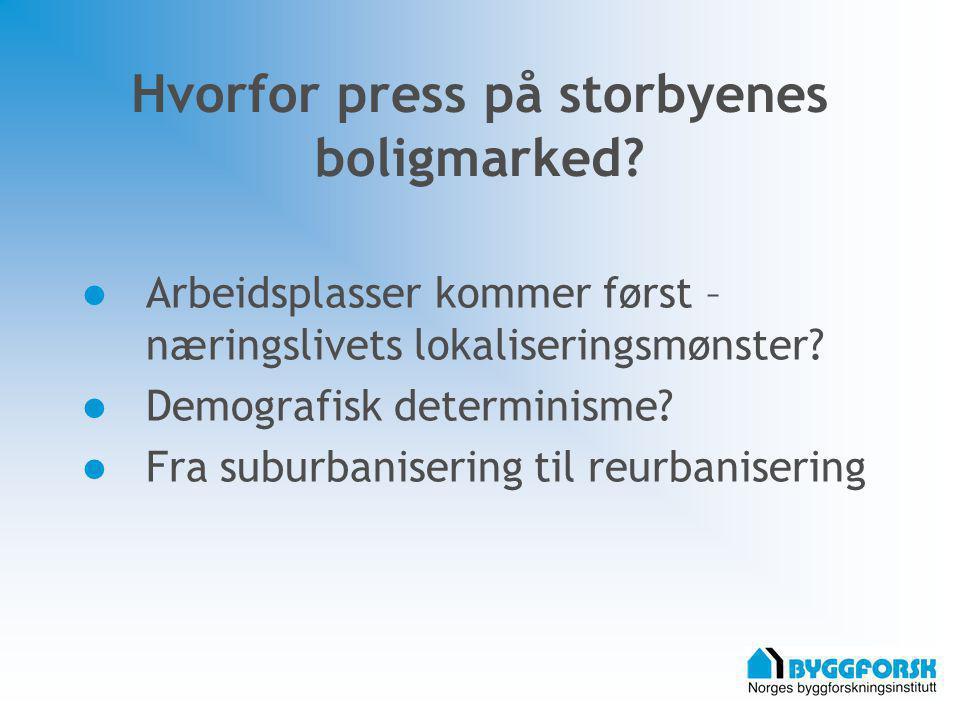 Bokas kapitler Thorbjørn Hansen og Ingar Brattbakk: Drabantbyene - bedre enn sitt rykte.