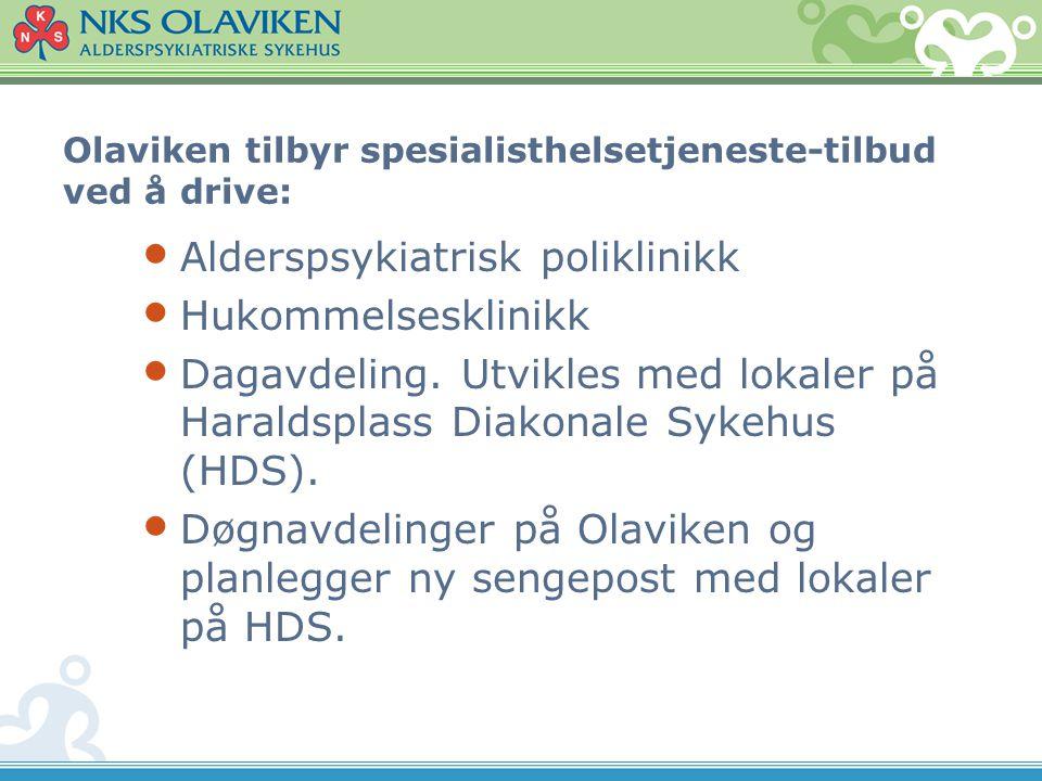 Høring- Bergen kommune De fleste syke er gamle .De fleste gamle er friske.