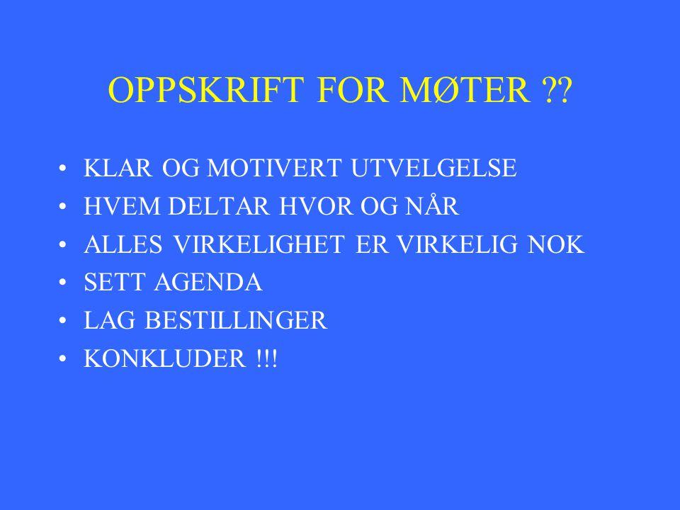 (N – 1) x N 2 Myrsæter Sosialkontor Klient Ruspol.
