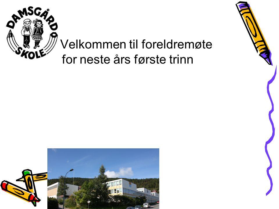 Program Informasjon fra skolen Orientering om SFO FAU informerer COPE v/ Kari Nordeide