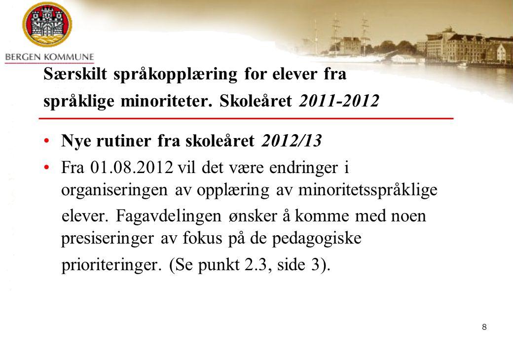 19 flobul © Bergen kommune