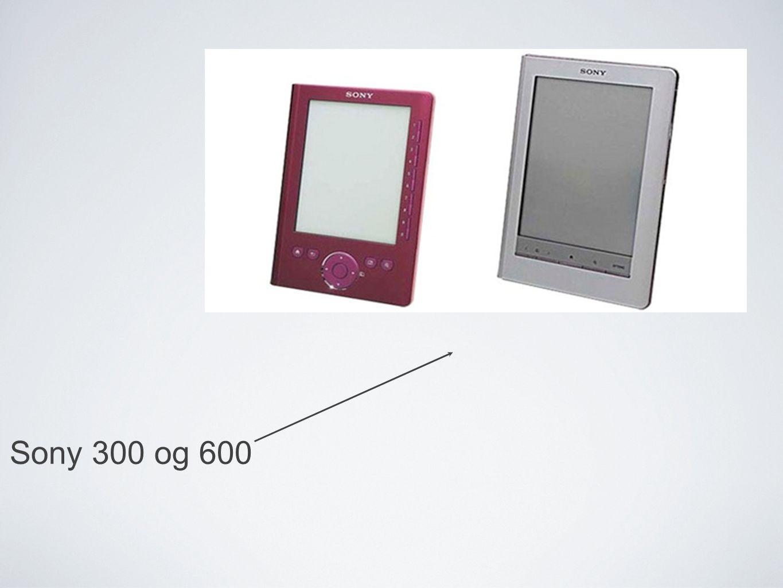 Sony 300 og 600