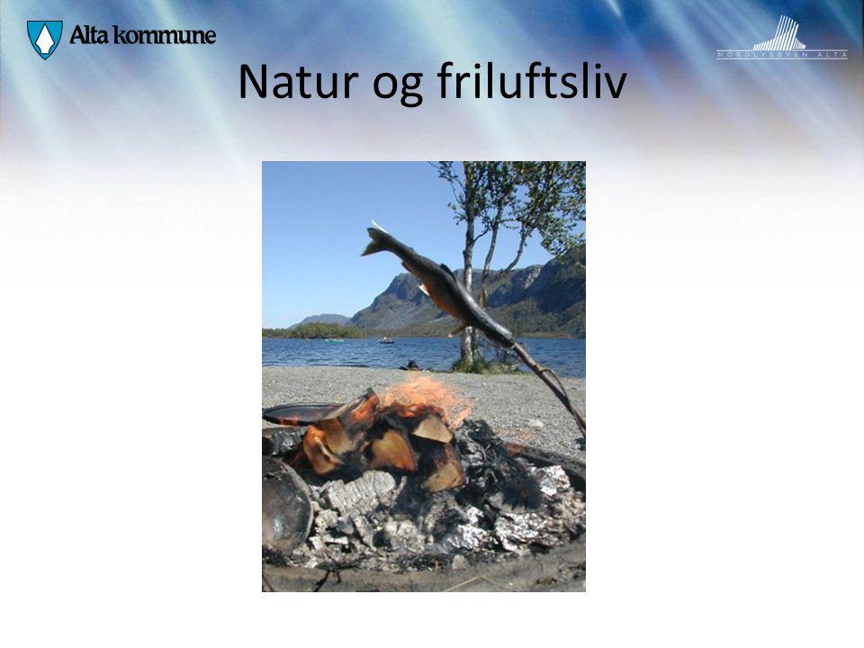 Natur og friluftsliv
