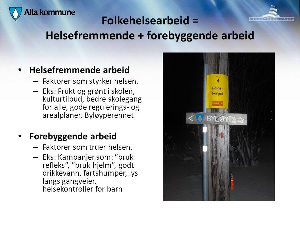 Finnmark Konkrete arbeidsoppgaver: Gi råd, veiledning og økonomisk støtte til partnerskapskommuner.