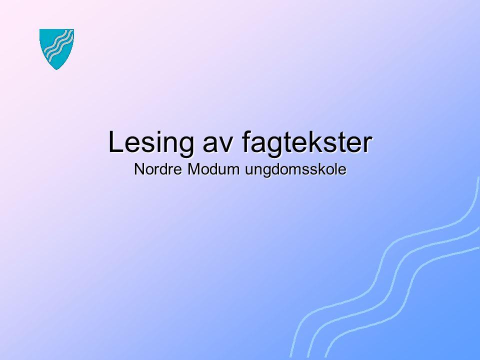 07.07.2014Framtida nå - les og forstå. The problem is not illiteracy but comprehension.