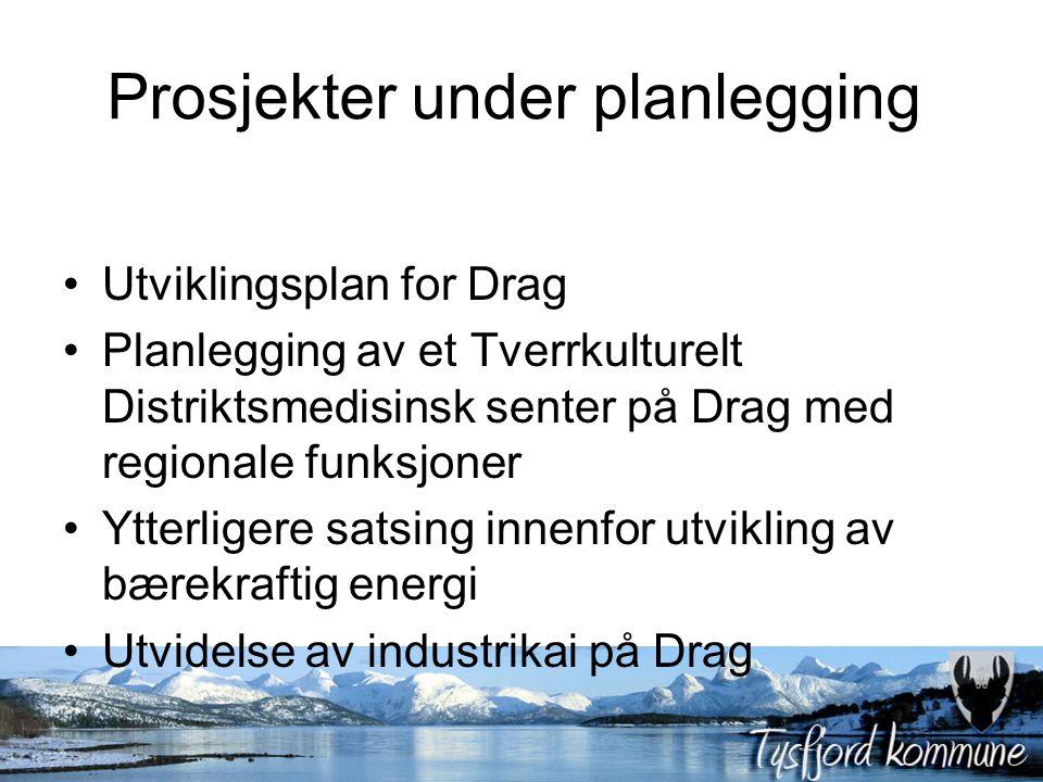 Viktige Regionssaker for Tysfjord Ofotbanen Tollstasjonen på Bjørnfjell Høgskolen i Narvik Norges Brannskole Harstad/Narvik lufthavn Evenes