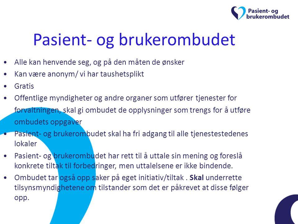 Fritt sykehusvalg, § 2-4 Kan ikke velge behandlingsnivå.