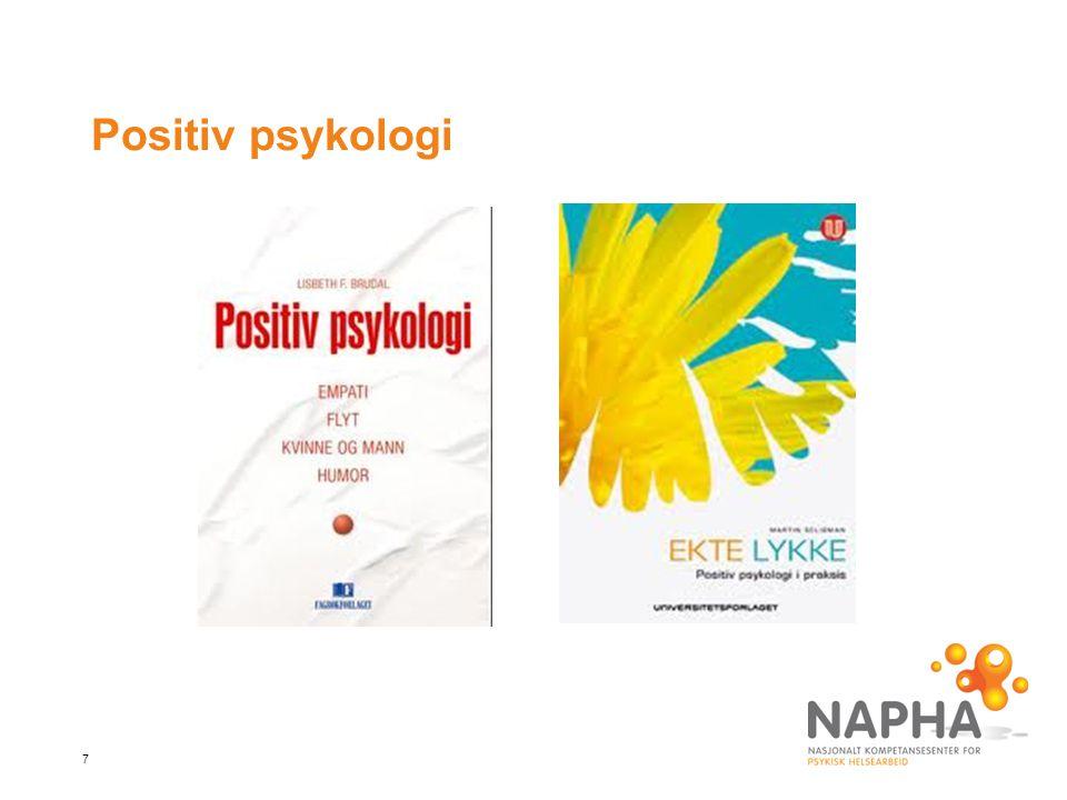 7 Positiv psykologi