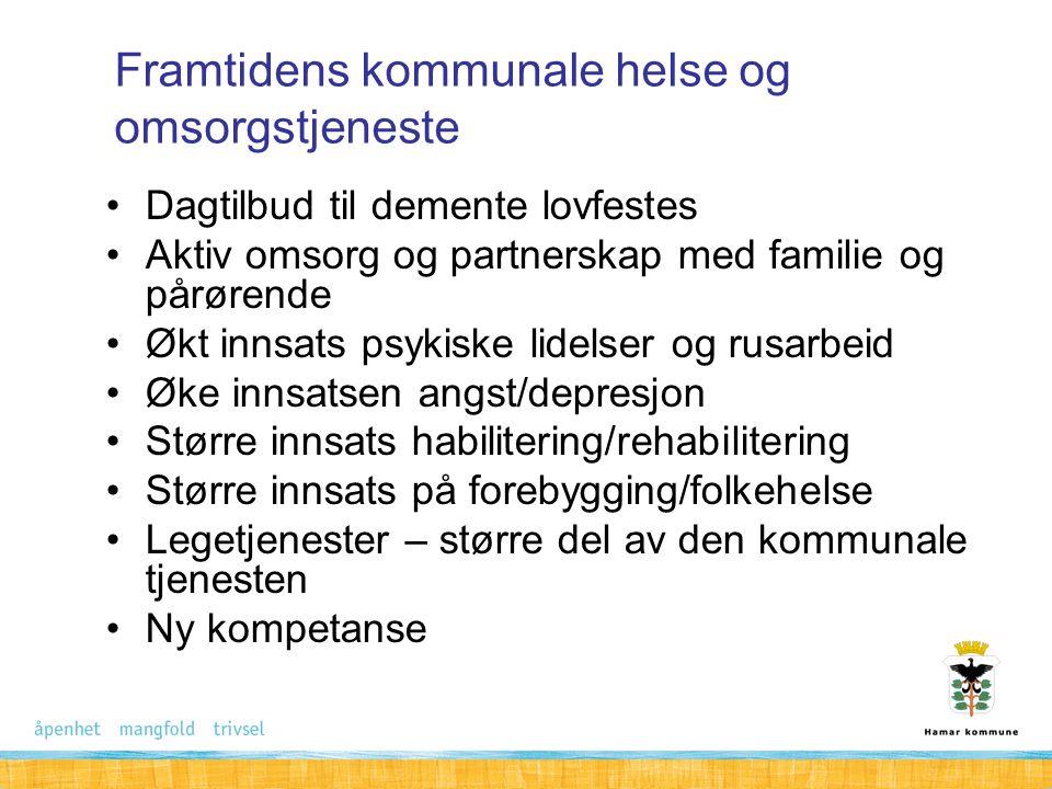 Hva gjør vi i Hamar.