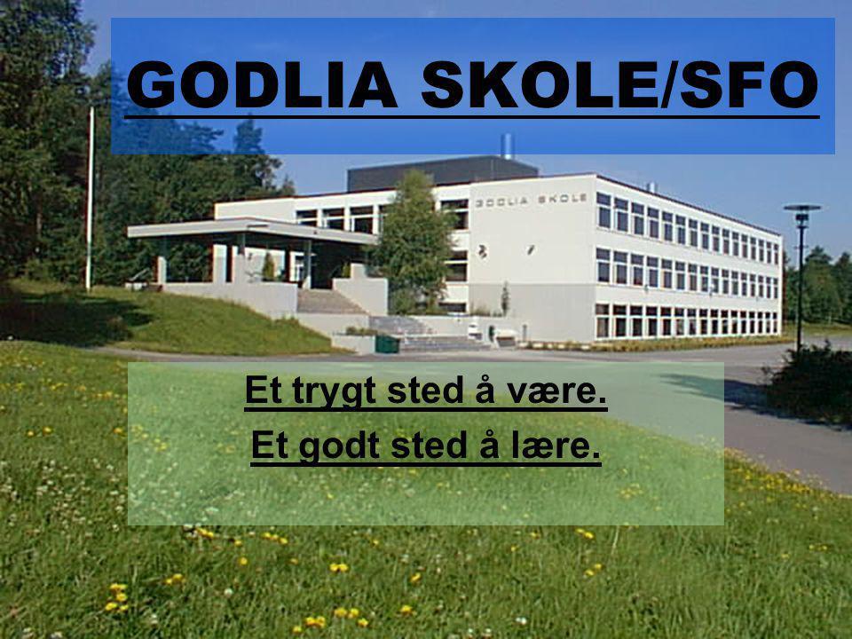 25.03.2009Godlia SFO Henrik Holthe GODLIA SKOLE/SFO Et trygt sted å være. Et godt sted å lære.