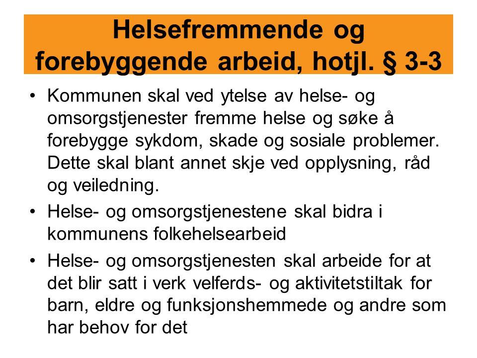 Kommunalt finansieringsansvar for utskrivningsklare pasienter Sphtjl.
