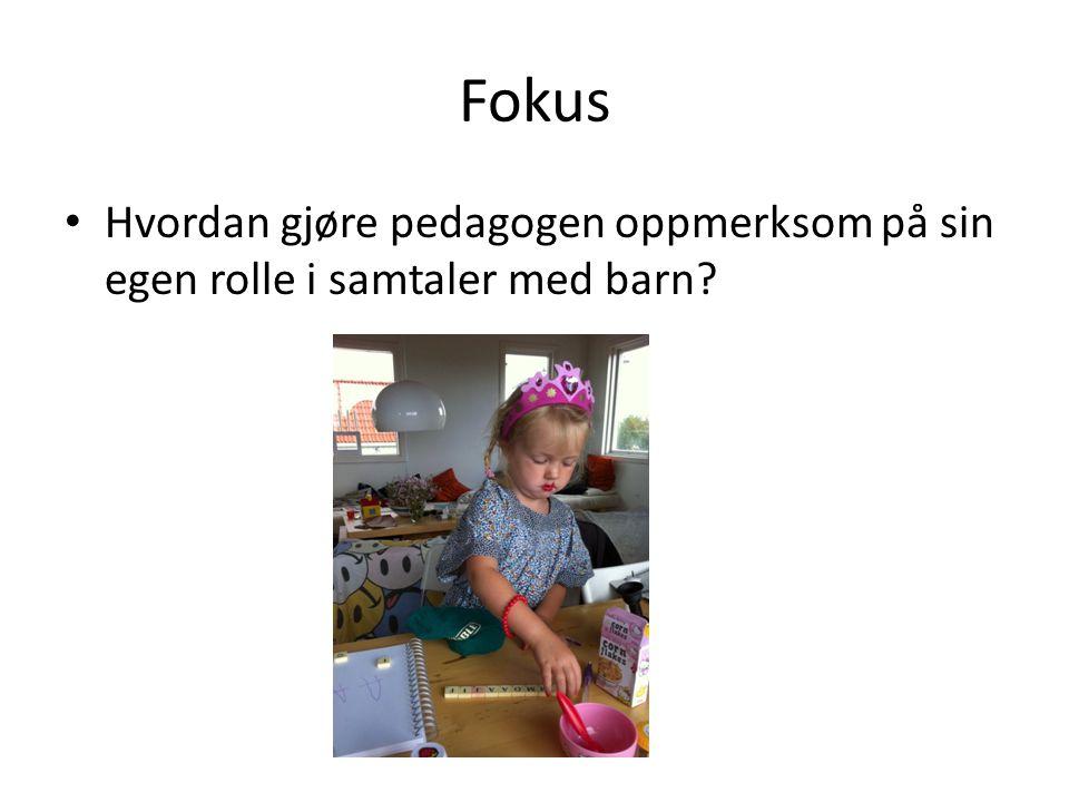 Barns skapende prosesser Ann Hege Lorvik Waterhouses blogg http://annhege.wordpress.com/ Nina Bølgans blogg http://barnehageblogg.wordpress.com/ Myrertoppen barnehages blogg http://myrertoppenbarnehage.blogspot.com/
