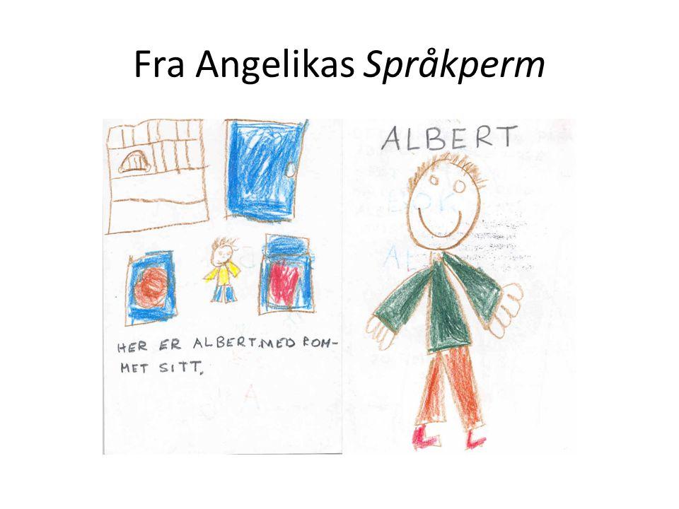 Fra Angelikas Språkperm