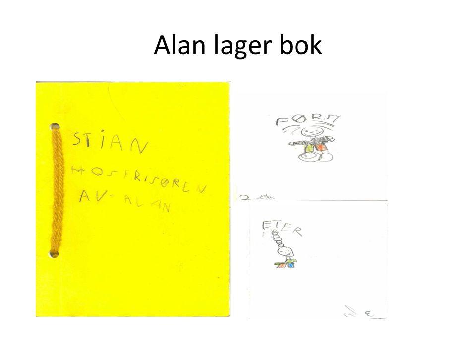 Alan lager bok