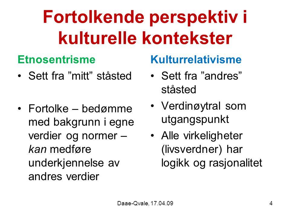 5 Styrking av flerkulturell kompetanse i offentlig sektor- et statlig ansvar Mangfold gjennom inkludering (St.