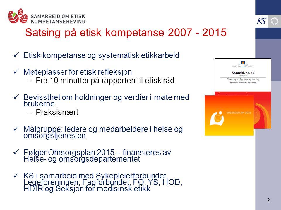 23 Verktøy, gode eksempler m.m på våre nettsider: www.ks.no/etikk-kommune www.etikkportalen.no Pernille Næss, Pernille.naess@ks.no 93 21 94 84Pernille.naess@ks.no Christine Næss Evensen, cne@ks.no 47 28 81 70cne@ks.no Kari Hesselberg, kari.hesselberg@ks.no 90 62 22 57kari.hesselberg@ks.no Følg også etikkprosjektet på Facebook