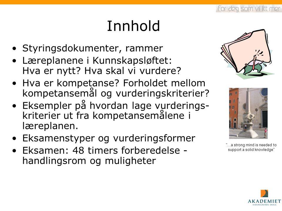 Et eksempel fra byggfag i Hordaland