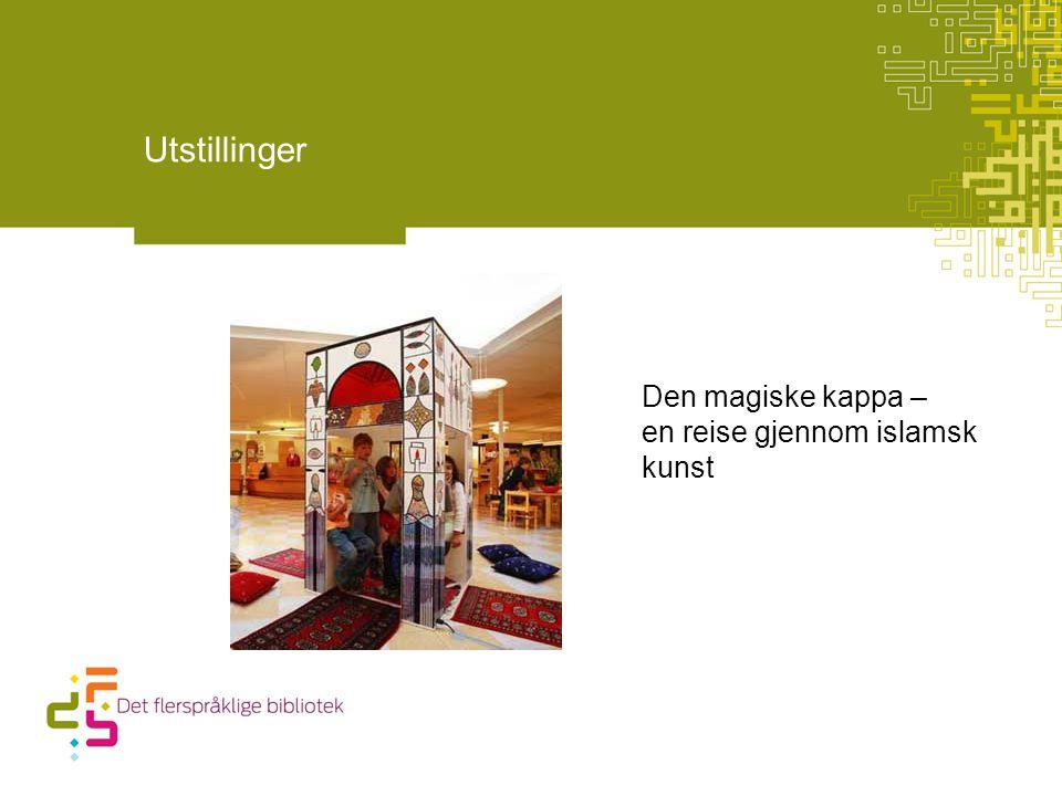 Utstillinger Den magiske kappa – en reise gjennom islamsk kunst