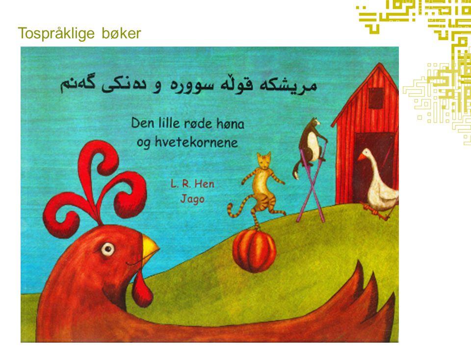 Tospråklige bøker