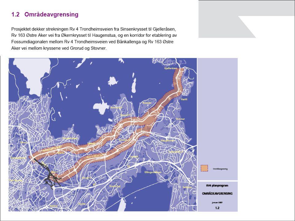 Forutsetning til prosjektet Prosjektet er initiert av Lørenskog kommune i forbindelse med planarbeidet til kommunedelplan for Skårer– ødegården.
