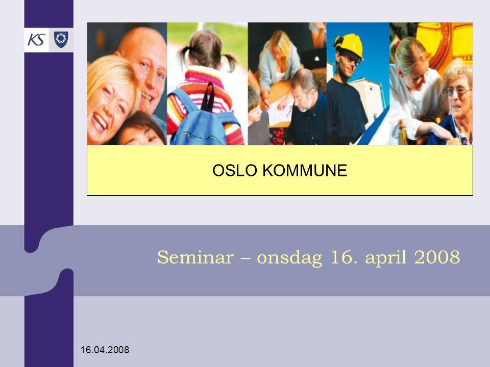 2008 Oslo kommune