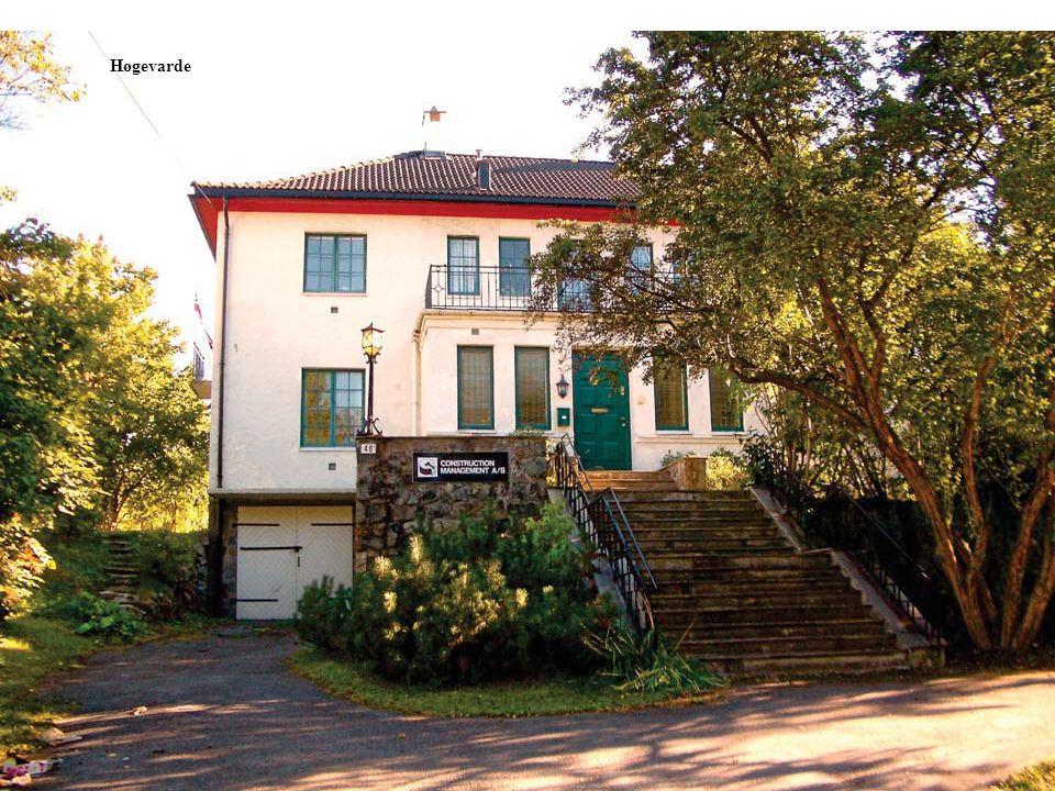 Barnevern i Schwendsensgate Høgevarde