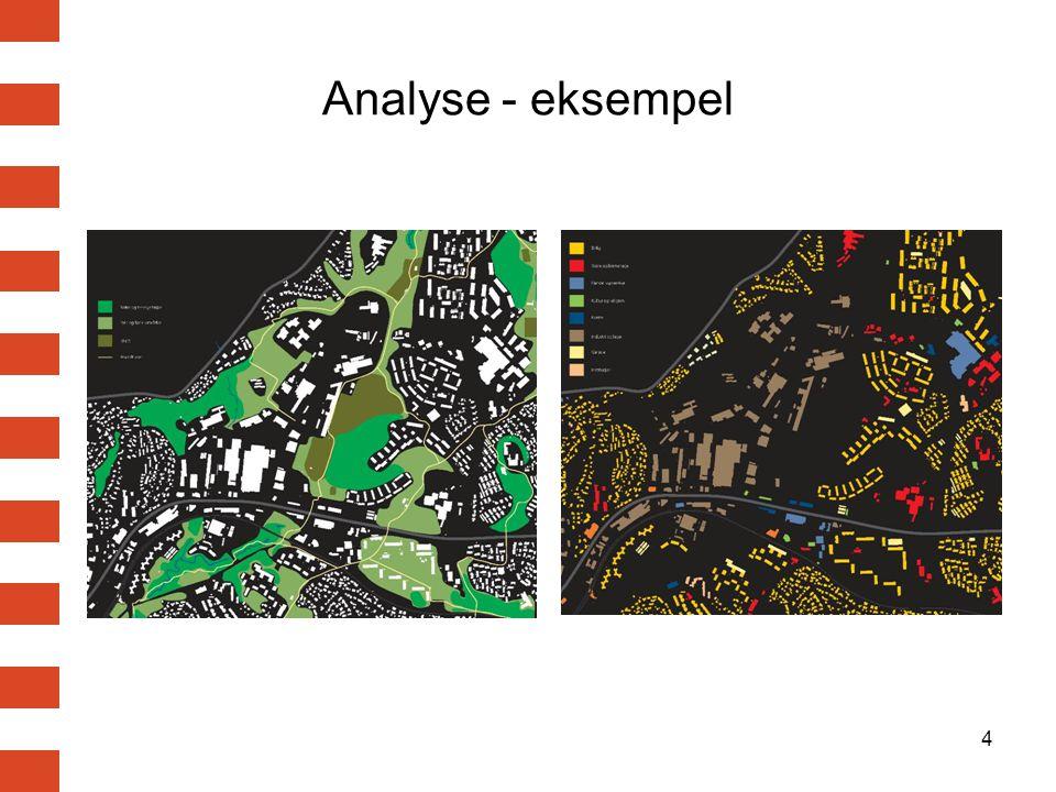 15 Fossumdiagonalen og muligheter for transformasjon Mulighetene for byutvikling langs Rommensletta Ytterligere styrke den blågrønne strukturen