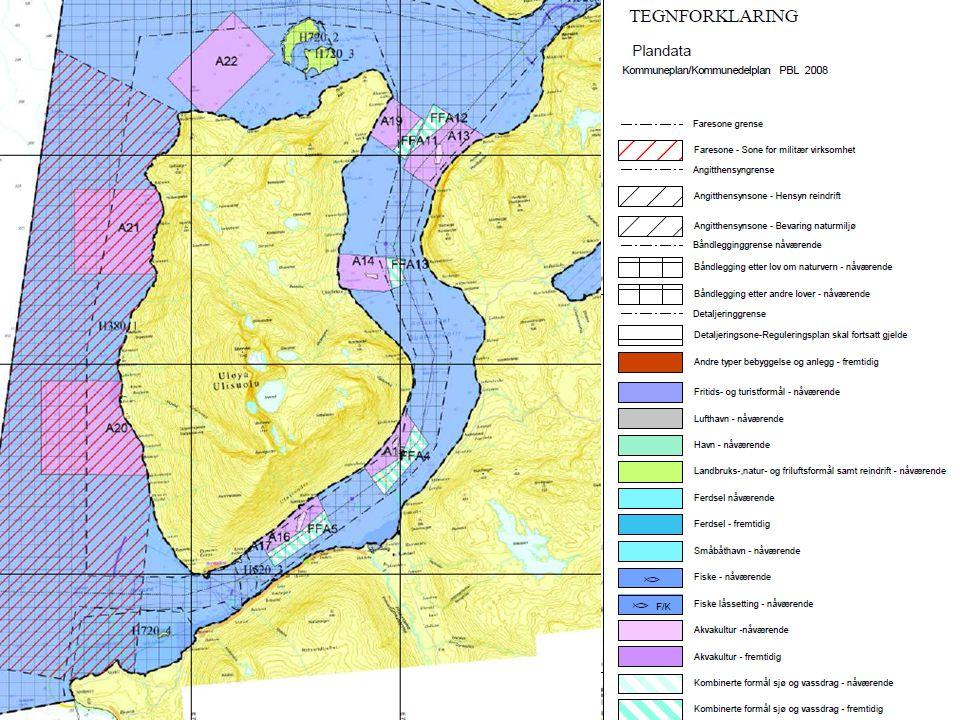 Arealplanlegging Kommunal prosessInterkommunal prosess med delegert planmyndighet (PBL kap.9) Generell beskrivelse «Vanlig arealplanlegging» i sjø og på land Måten vi jobber i Kystplan Midt- og Sør- Troms.