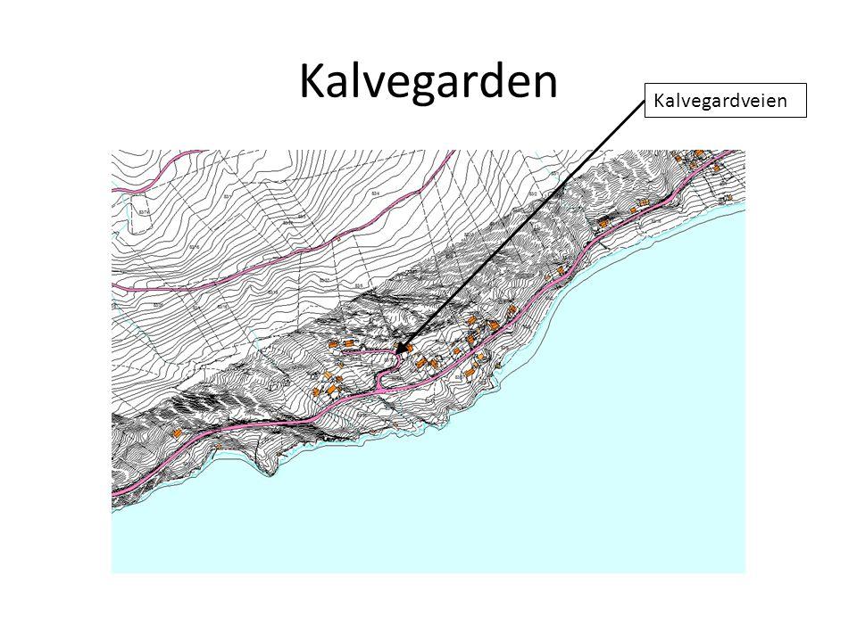Kalvegarden Kalvegardveien