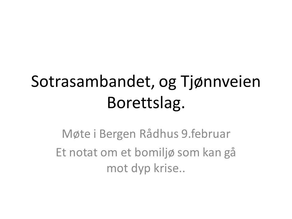 I Tjønnveien Borettslag -Bor her 600 mennesker, fordelt på 268 boenheter.