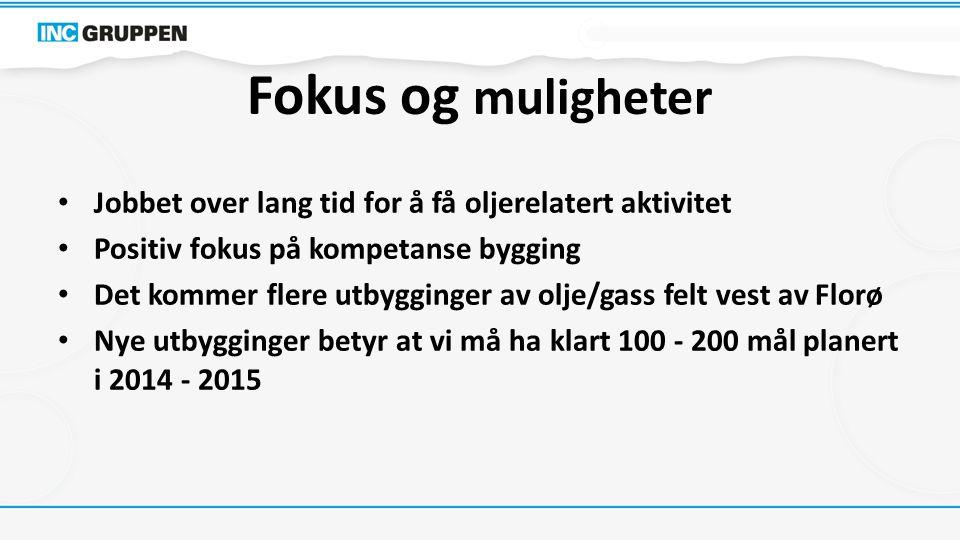 Statoil Flere rigger, økt boreaktivitet Valemon bygges ut 4 fast track utbygginger i vårt område Snorre 2040 Peon Astero Griper muligheter – skaper verdier www.incgruppen.no