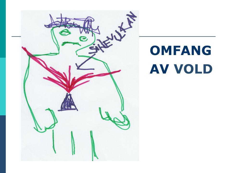 OMFANG AV VOLD