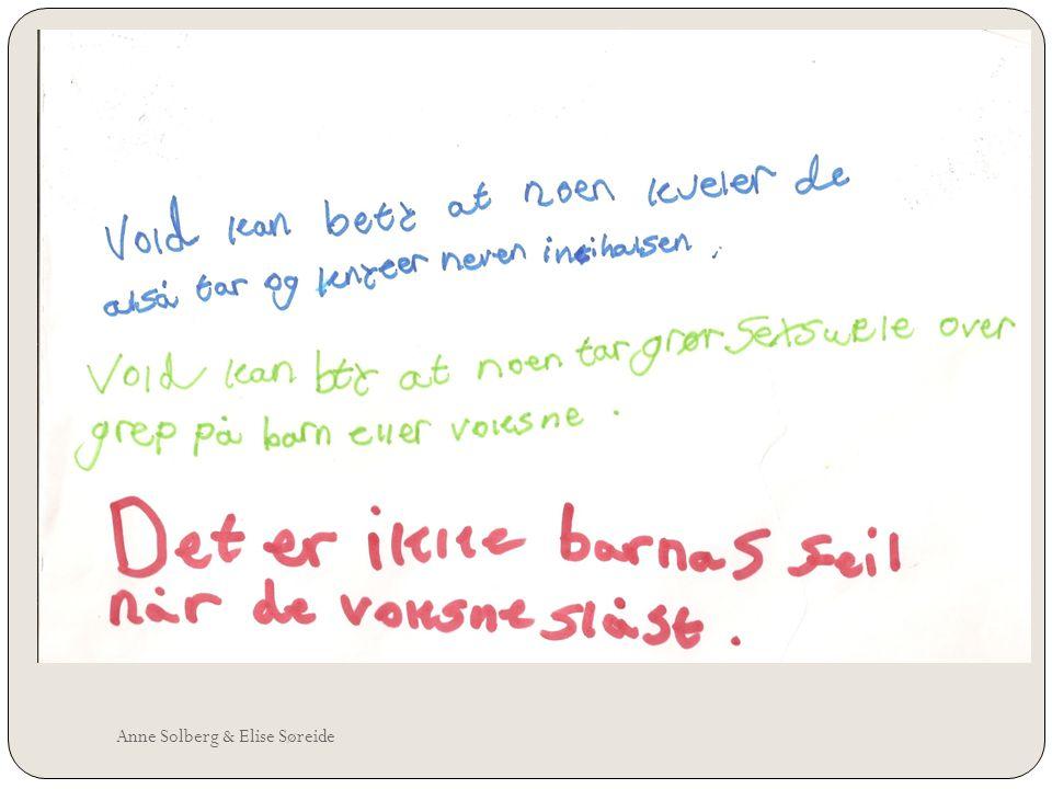 Skader på barnehjernen Psykolog Øystein Solberg