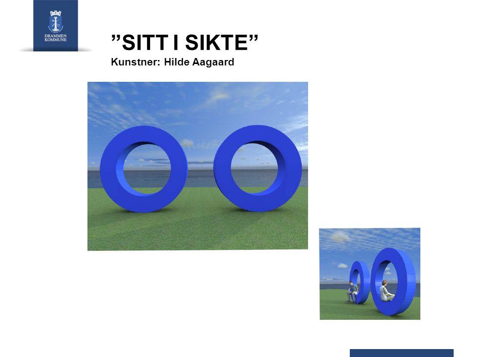 SITT I SIKTE Kunstner: Hilde Aagaard