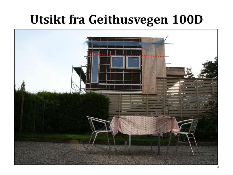 Utsikt fra Geithusvegen 100D 4