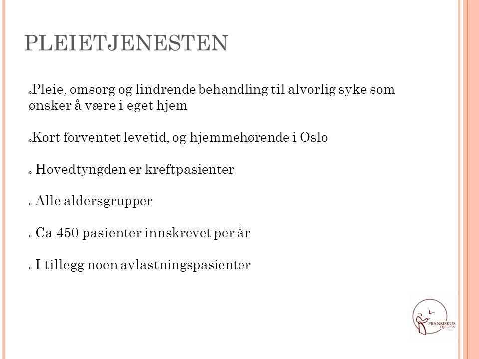 l 0651 Oslo l Alle kan kontakte oss.