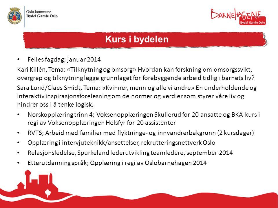 Felles fagdag; januar 2014 Kari Killén, Tema: «Tilknytning og omsorg» Hvordan kan forskning om omsorgssvikt, overgrep og tilknytning legge grunnlaget
