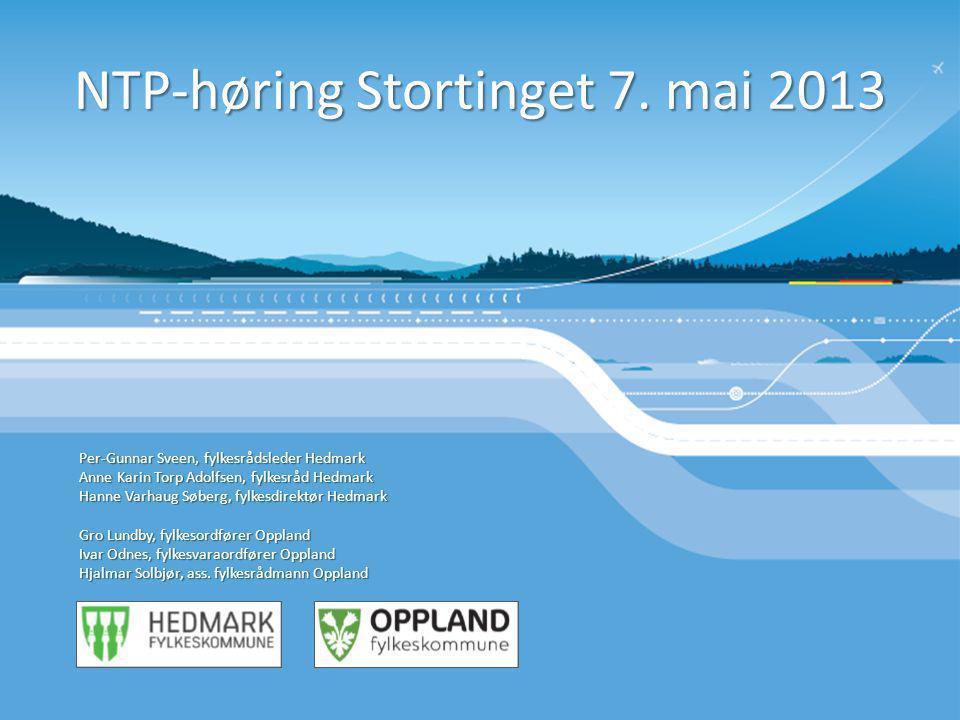 NTP-høring Stortinget 7.