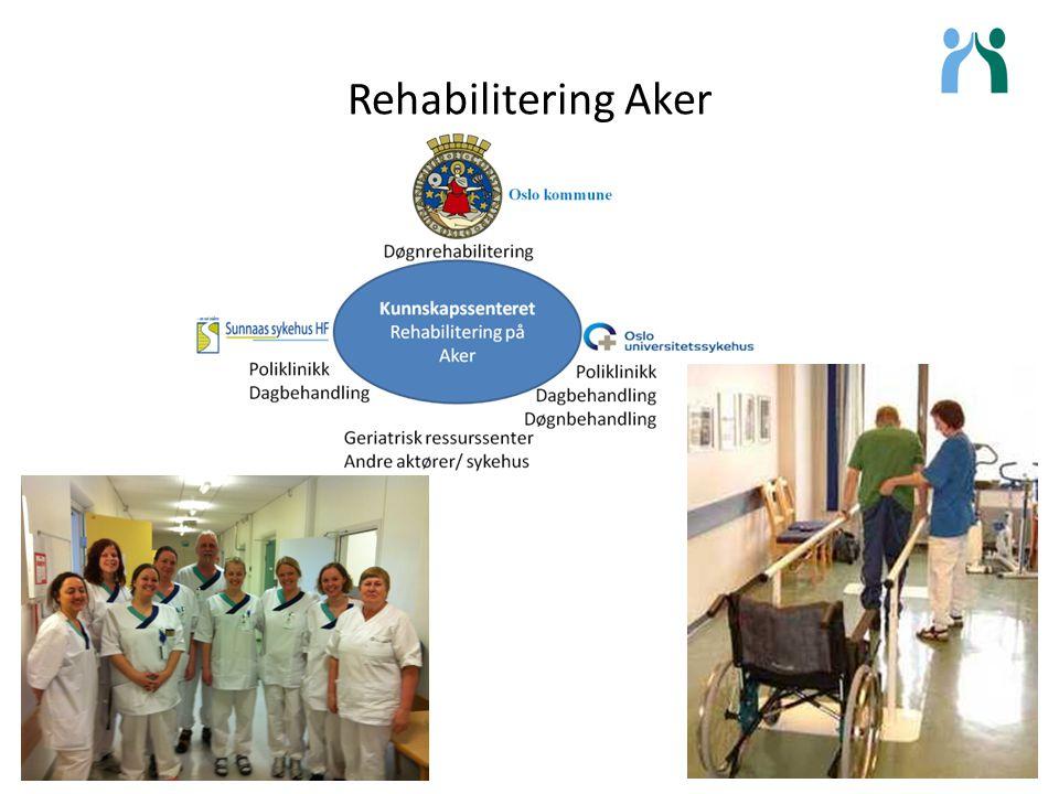 Rehabilitering Aker