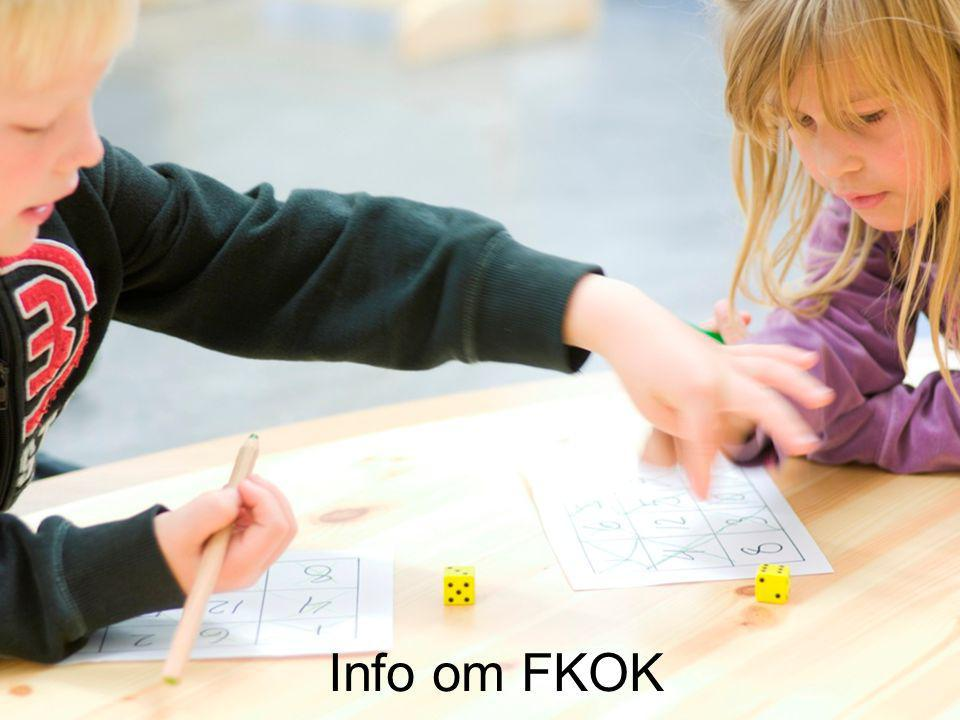 Oslo kommune Boligbygg Oslo KF Omsorgsbygg Oslo KF Undervisningsbygg Oslo KF ://www. fkok.no/ Info om FKOK