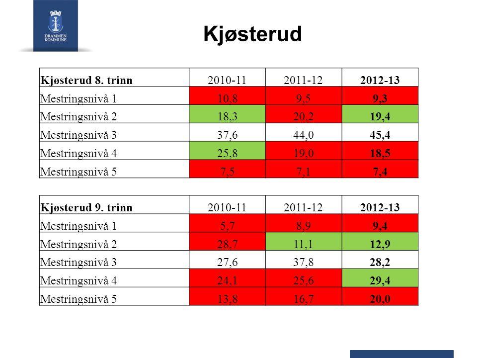 Kjøsterud Kjøsterud 8.