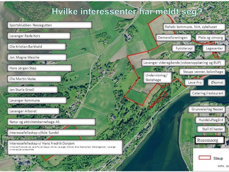 Levanger kommune STAUP - Orientering ved prosjektleder Håvard Heistad 27. januar 2010 - kommunestyret Interessefelleskap v/Asle Sundal Jan Sturla Gres