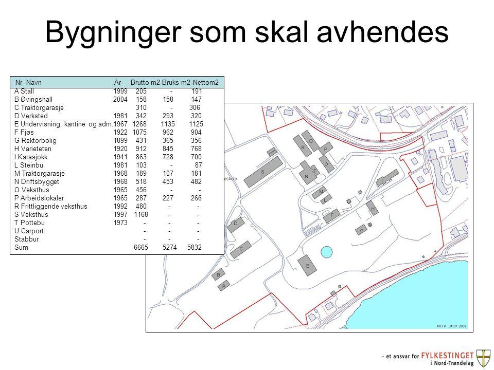 Utbyggingsformål Arealene som foreslåes til utbyggingsformål ligger terrengmessig atskilt fra det nedre parkområdet.
