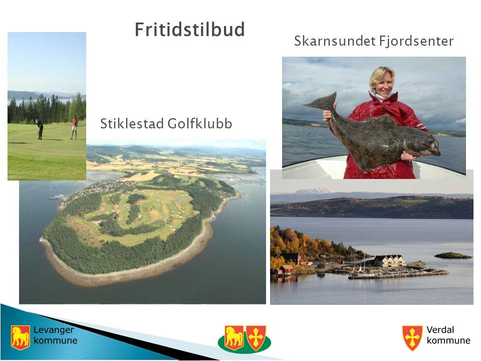 Fritidstilbud Stiklestad Golfklubb Skarnsundet Fjordsenter