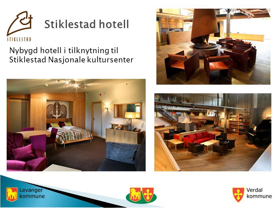 Stiklestad hotell Nybygd hotell i tilknytning til Stiklestad Nasjonale kultursenter