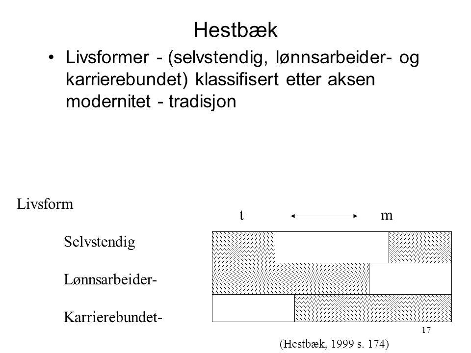16 Kristjansson snakker også om … Å utvide tidsgrensene (gjøre overgangssituasjonene mest mulig naturlige, for å unngå konflikter og dermed bruke mer